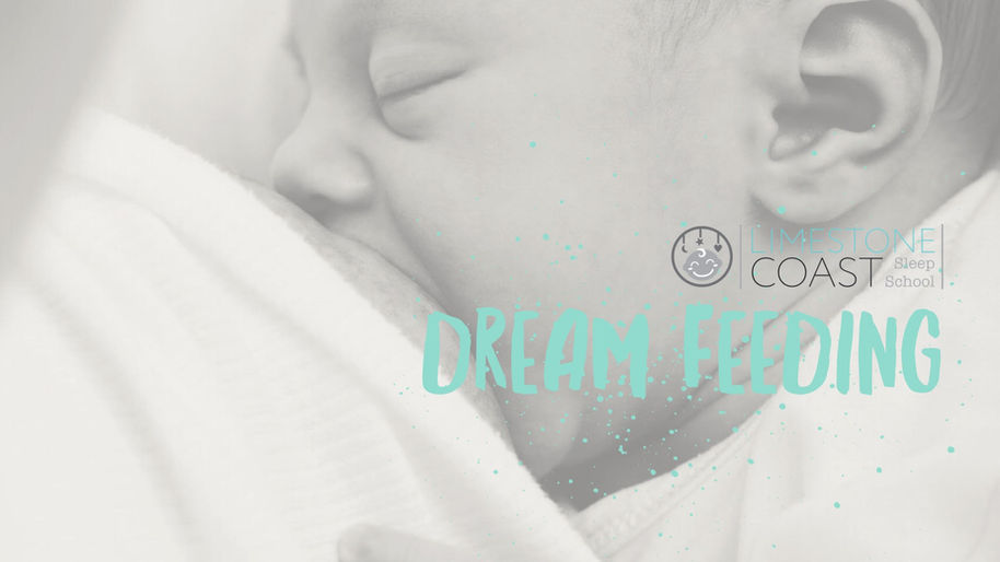 THE DREAM FEED: IS IT FOR US?