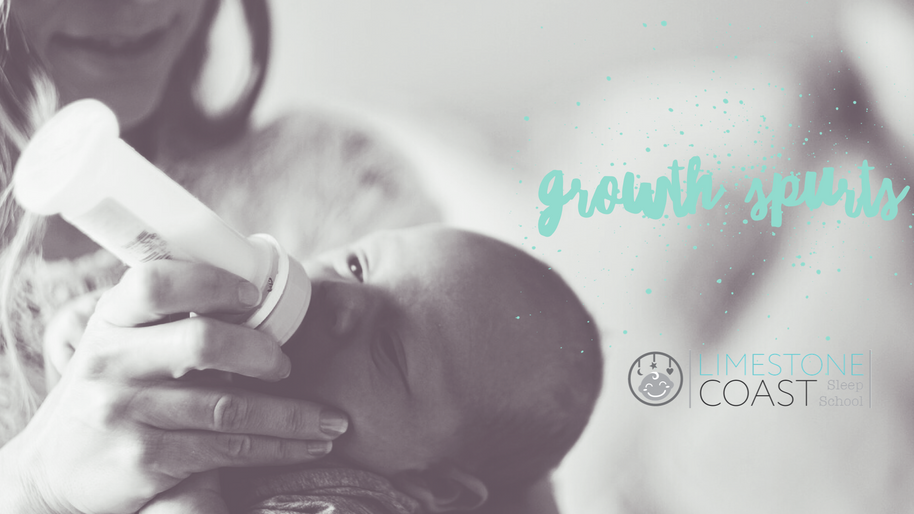 GROWING BABIES, SLEEP SWAP OUTS & FUSSINESS