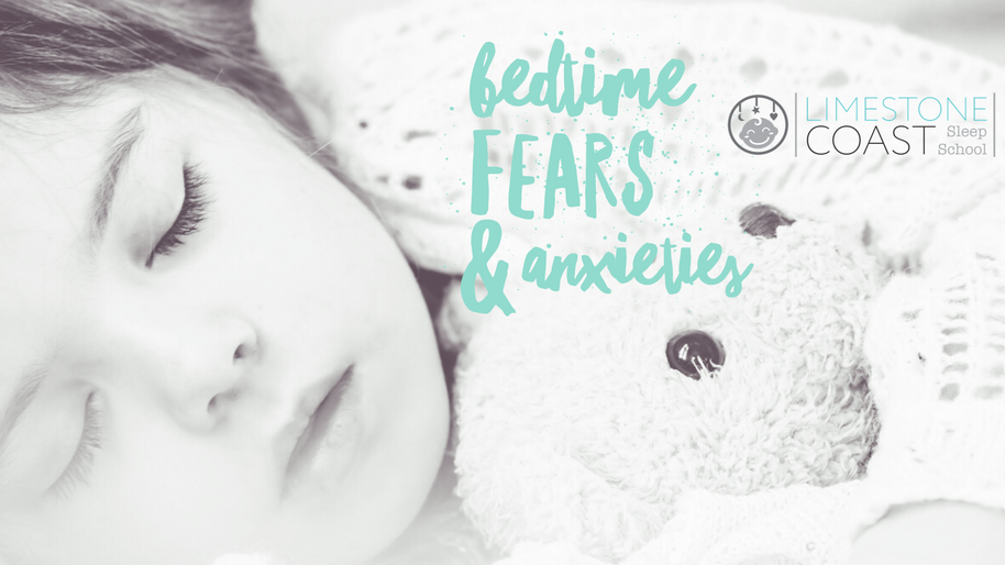 BEDTIME FEARS AND ANXIETIES IN TODDLERS