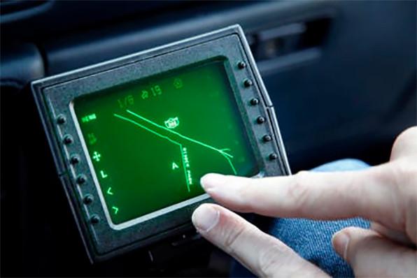 The Etak Navigator