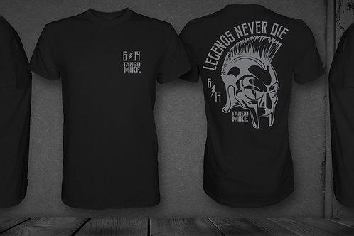 Legends Never Die - Black