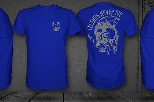 Legends Never Die - Royal Blue