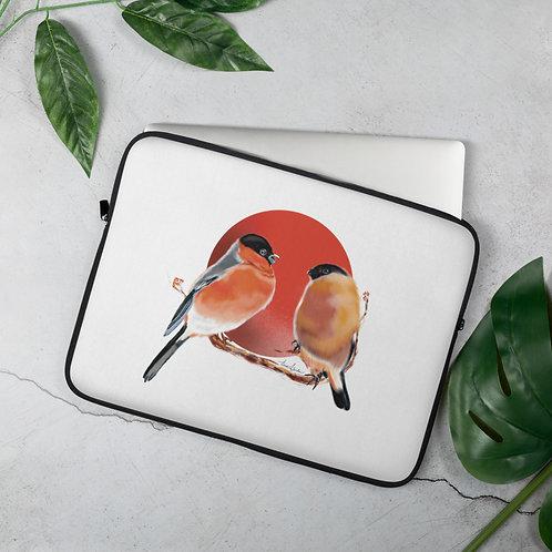 Love birds-Laptop Sleeve