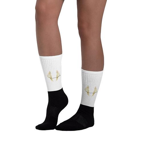 Linamal Cockatiel Socks