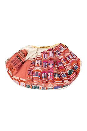 CLUTCH BAG , HAWA MAHAL PINK CITY , JAIPUR , INDIA