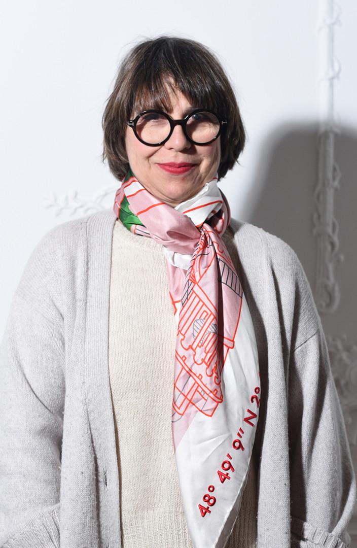 foulard 100% soie _ Hameau de la Reine_Château de Versailles_Kilometre Paris