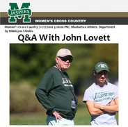 2016-11-17 Q&A with John Lovett