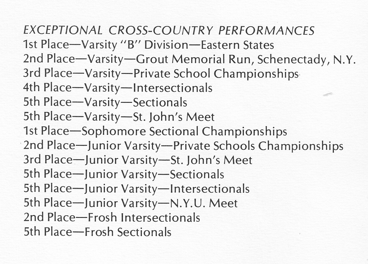 a 1968 XC Performances 1968