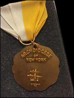 John McCabe Medal at Citys May 29 1976 B