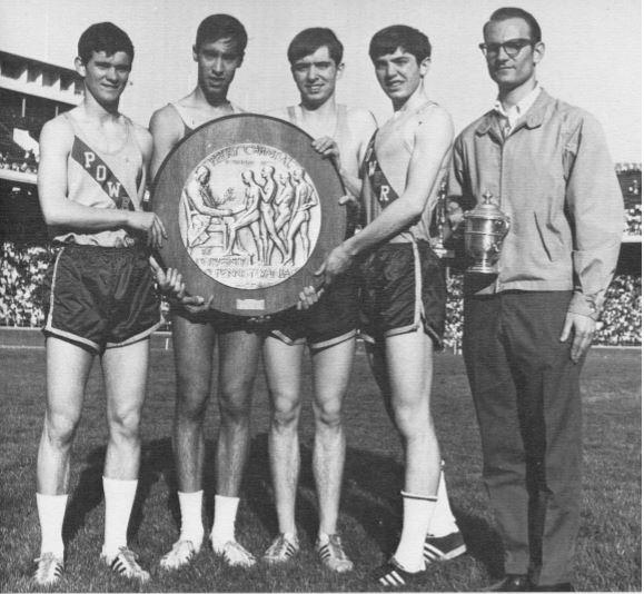 1969 Penn 2MR Team