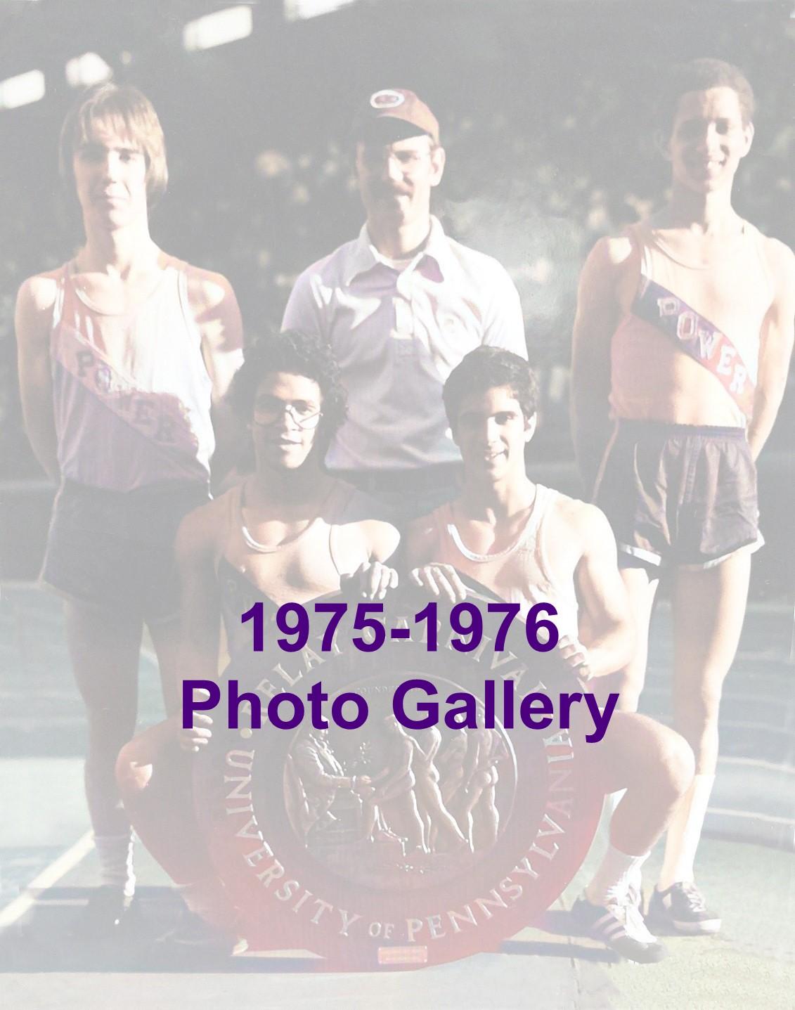 1975-1976 Photo Gallery