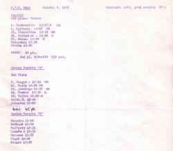 1971-10-09 NYU Meet