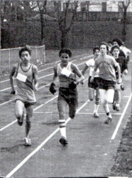 Guido Quinteros holds off all challengers (class of '83)