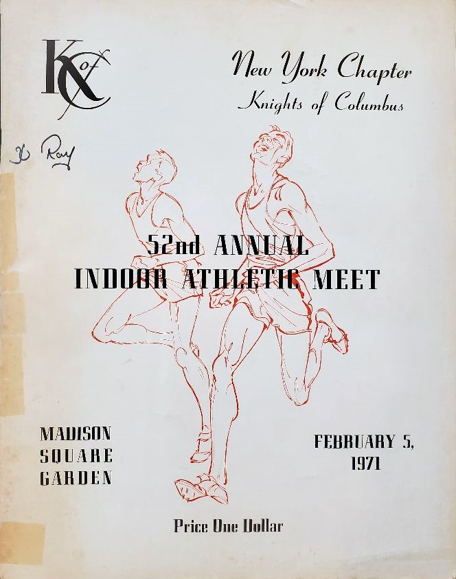 1971 KOC Meet Cover 2