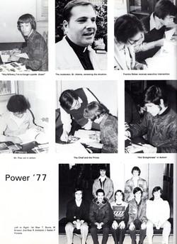 Power '77 Yearbook Team