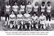 1980 Junior Track Team