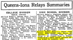 1960-04-24 NY Times Queens-Iona Relays S