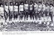 1980 Sophomore Track Team