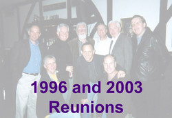 1996 and 2003 Reunion Cover