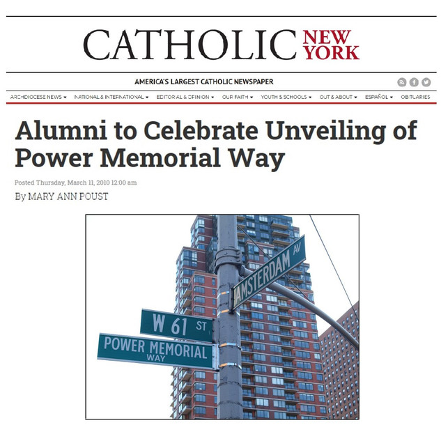 Alumni Celebrate PMA Way