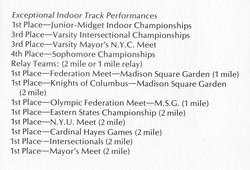 1969 Indoor Track Performances