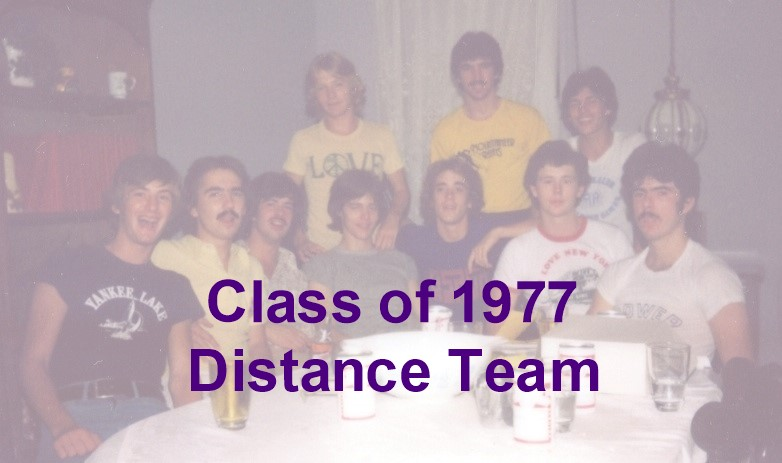 1977 Distance Team Dinner Cover Image