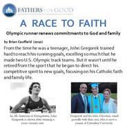 2010 - John Gregorek: A Race To Faith