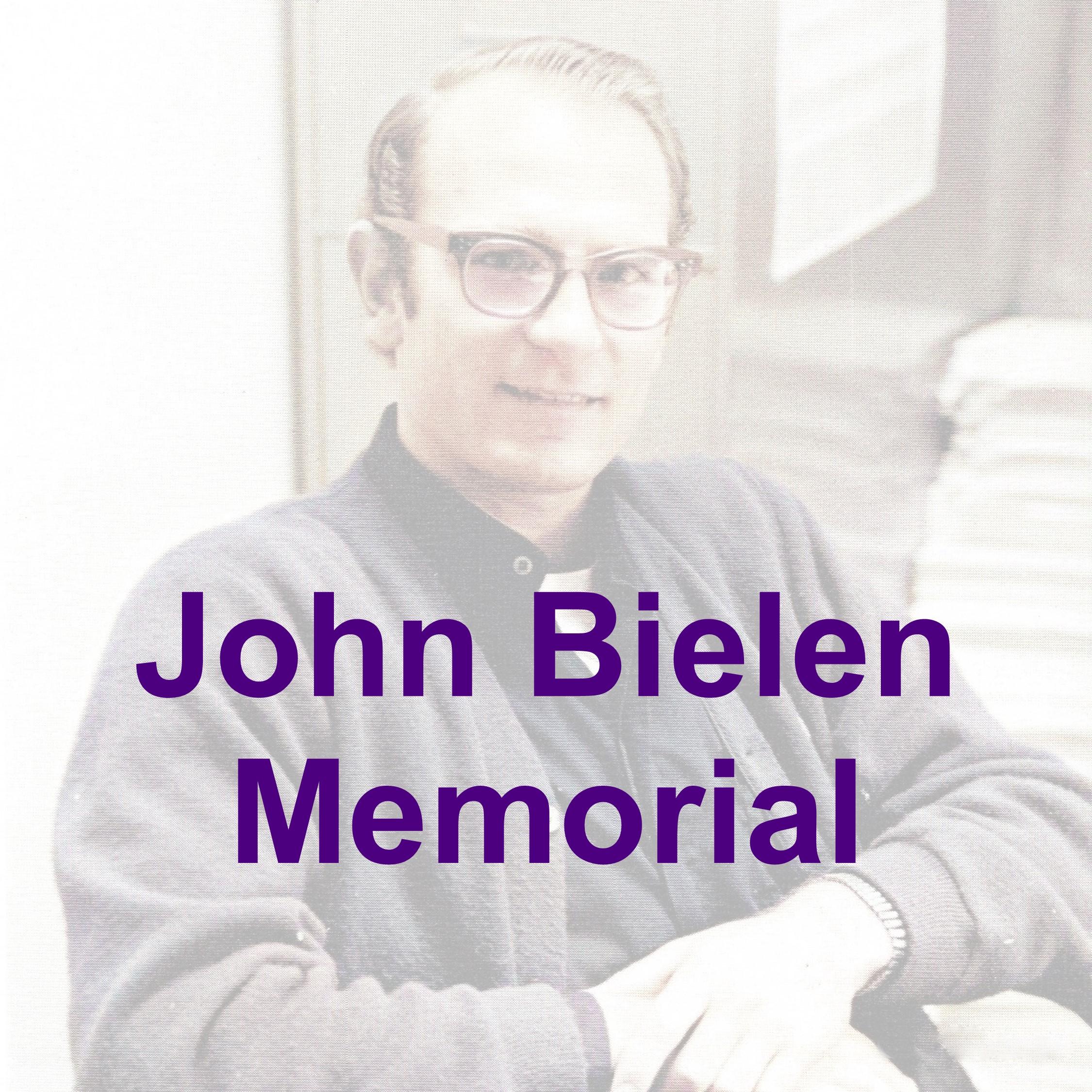 John Bielen Memorial Cover3
