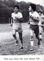 Henry Zapata and Joseph Gonzalez, both from the class of 1983
