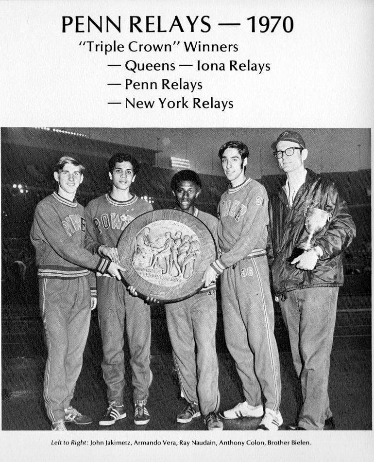 1970 DMR Triple Crown Champions