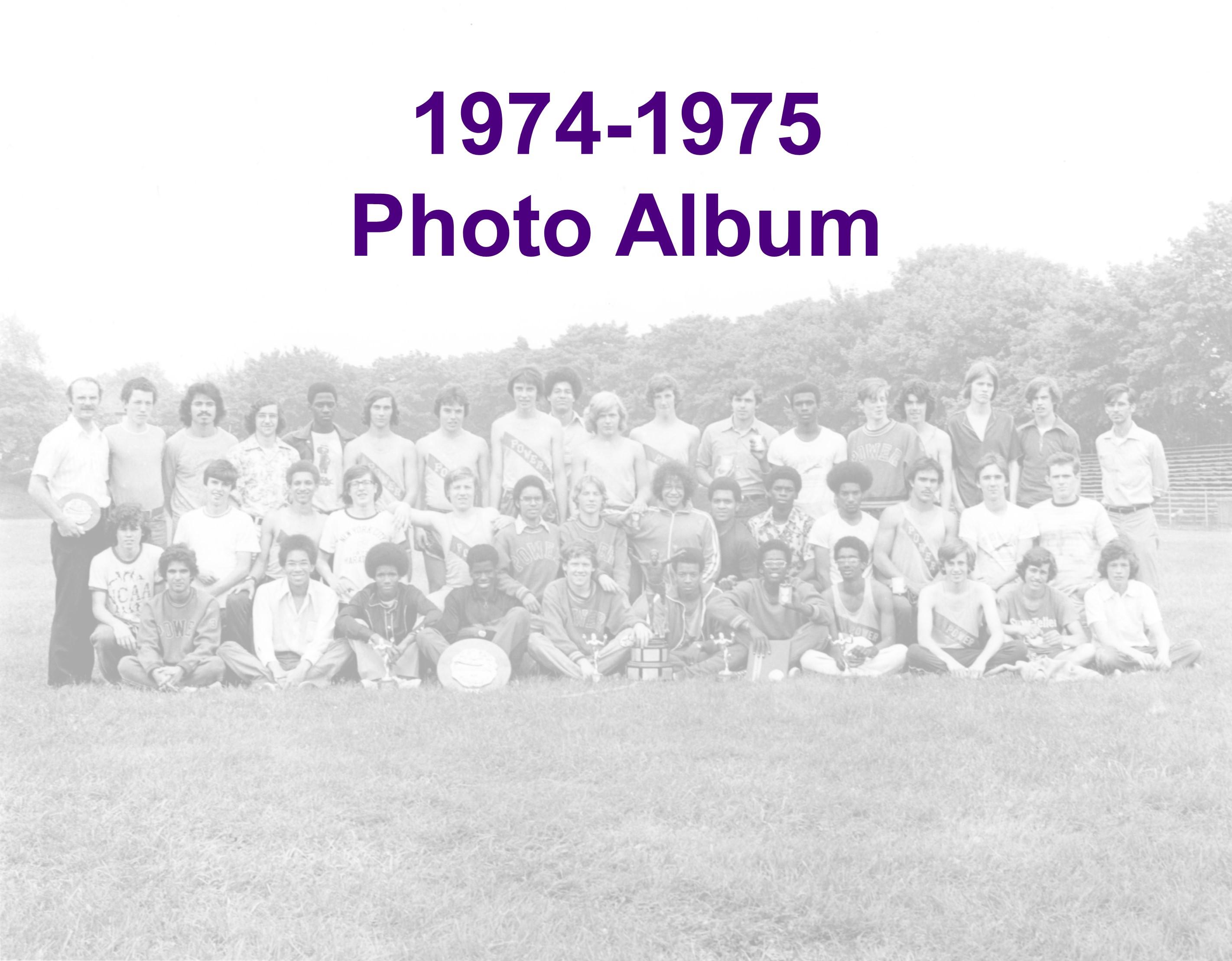 1974-1975 Photos Cover Image