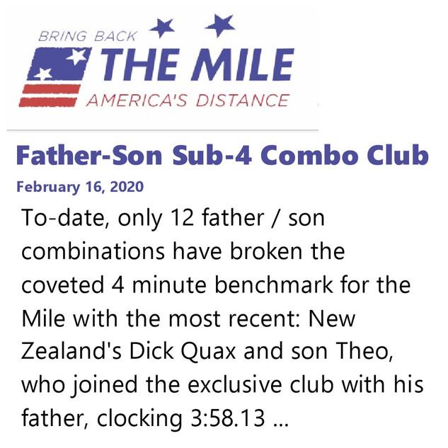 2020-02-16 Father-Son Sub-4 Combo Club