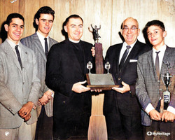 1960 Manhattan Cross Country Champs