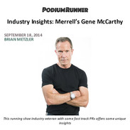 2014-09-18 Industry Insights with Gene McCarthy