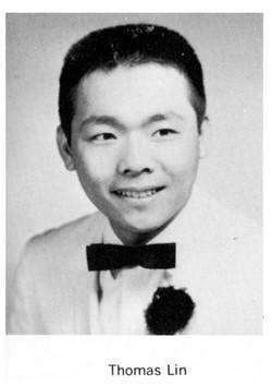1967_YrBk_FSE_Lin Thomas