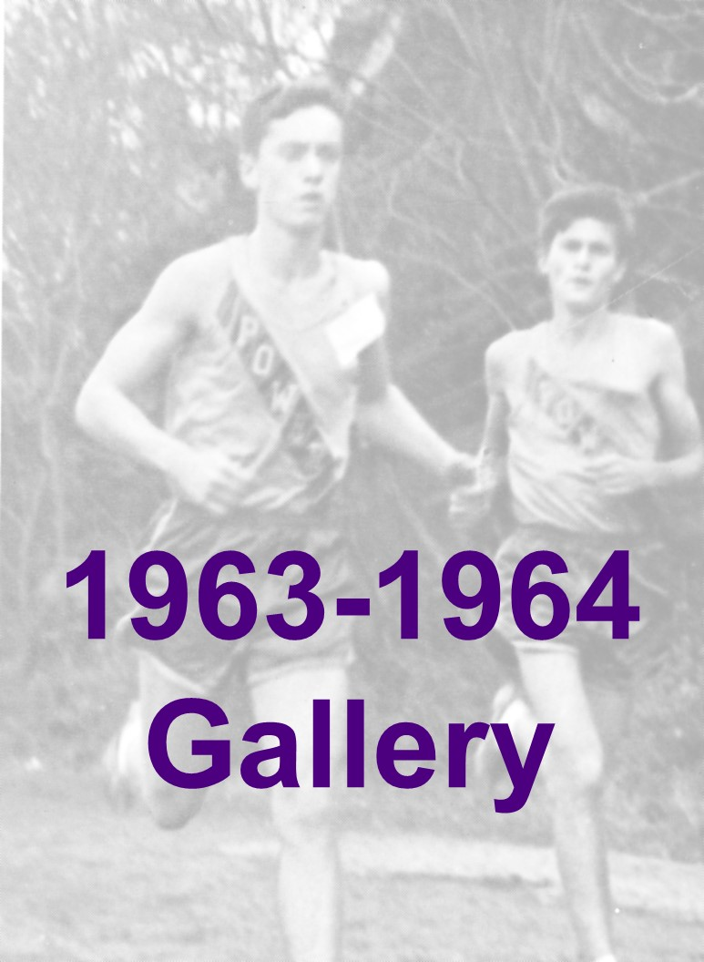 1963-1964 Photo Gallery Cover