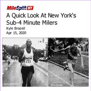 2020-04-15A Quick Look At New York's Sub-4 Minute Milers