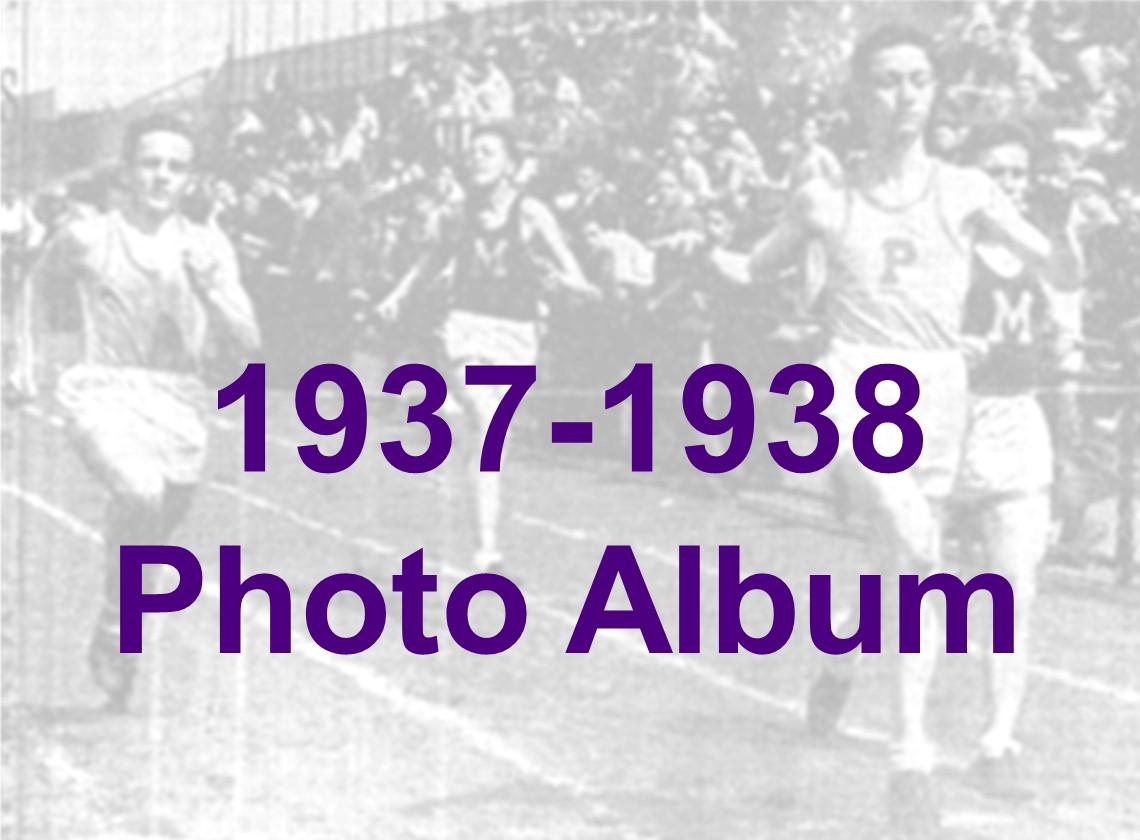 1937-1938 Photo Album