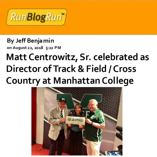 2018-08-22 Centrowitz TnF Dir at Manh Co