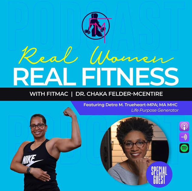 Real Women Real Fitness Podcast