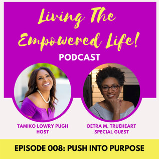 Living The Empowered Life Podcast