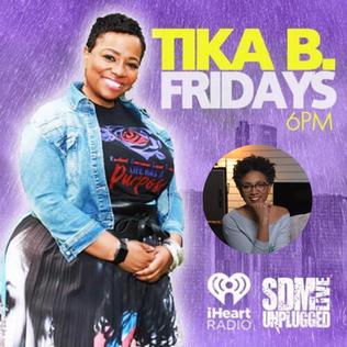 TikaB Fridays with Detra