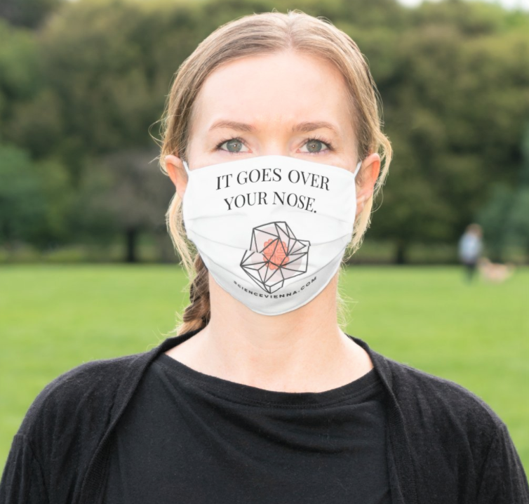 sciencevienna facemasks