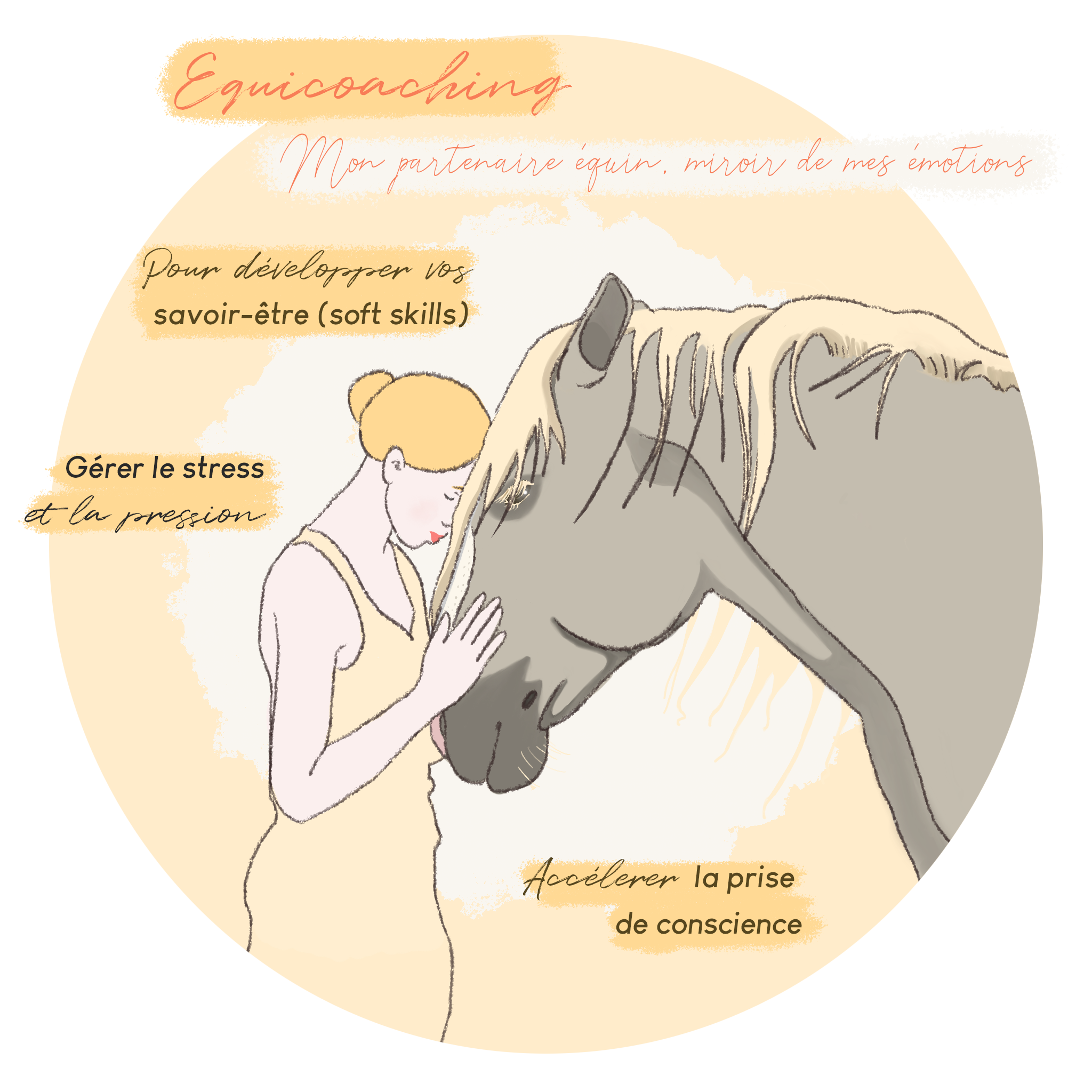 Ma Storytelling : cheval-solo