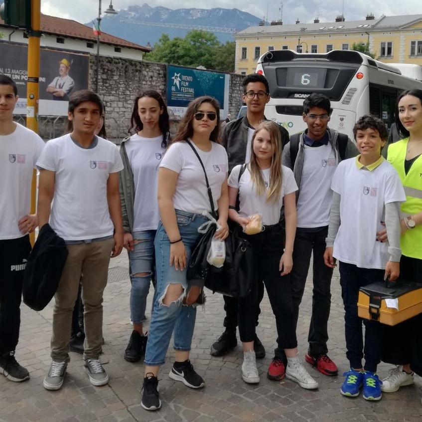 Volontariato per Adunata Alpini