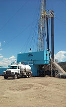 drilling rig work