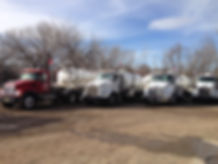 vaccum trucks