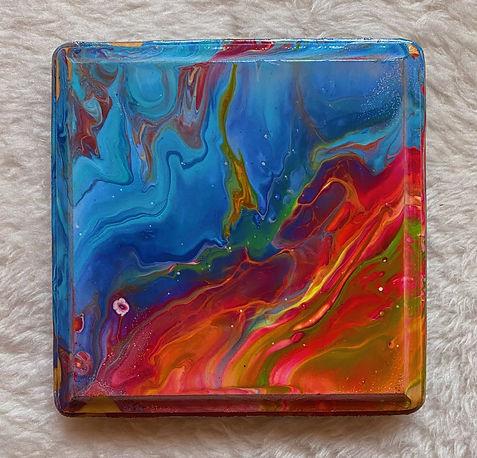 acrylic fluid