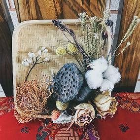 dry bouquet. 4