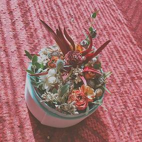 dry flower bouquet 2